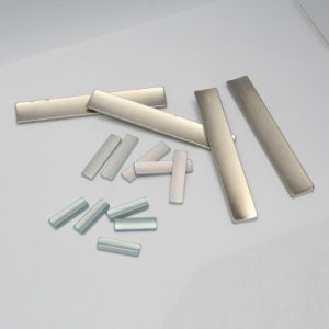 Zinc Plating Rectangular Sintered Permanent Magnet (N38)