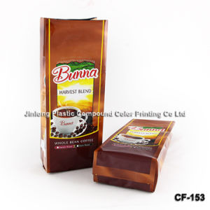 Bottom Gusset Coffee Packing Bag pictures & photos