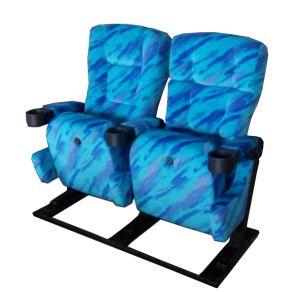 Rocking Cinema Seat VIP Seating Luxury Auditorium Theater Chair (EB02DA) pictures & photos