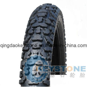 Motorcycle Tyre/Tire, Cross-Country Tire (2.75-21, 4.10-18) pictures & photos