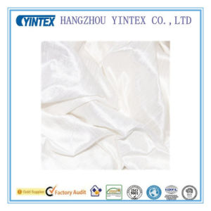 100% White Silk Fabric pictures & photos