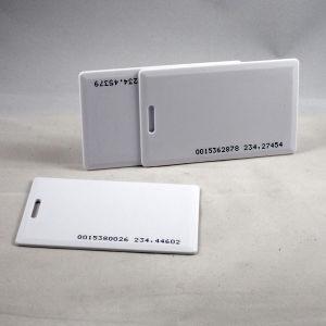 125KHz Contactless EM ID Cards (EM4100, EM4220, EM4102, TK4100, GK4001)