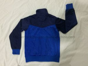 Fashion Zip-up Sport Suit Sets Clothing in Kids Clothes Suits Sq-6221, Sq-6222 pictures & photos