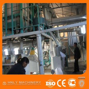 Full Automatic Maize Milling Machine for Maize Flour pictures & photos