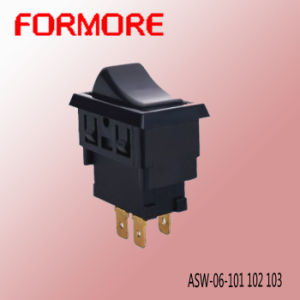 16A 250V Auto Switch /Auto Window Switch /Ignition Switch pictures & photos