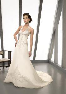 Wedding Dress (A123)