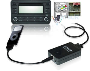 Car Kit for iPod to BMW pictures & photos
