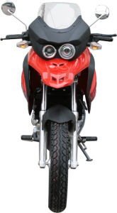 400CC EEC Racing Motorcycle (FPM400E-GY-2)