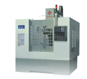 2011 Vertical CNC Machining Centre (NV-65A)