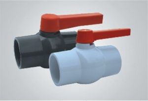 PVC Valve(Long Handle) (FQ65003) pictures & photos