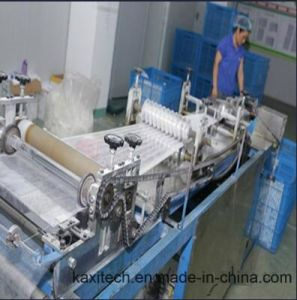 Ultrasonic High Speed Non Woven Cap Making Machine Kxt-Mc16 pictures & photos