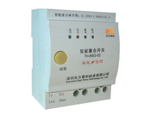 Single-Phase Th-Bsg-02 Intelligent Recloser Switch (10A) (TH-BSG-02(10A))