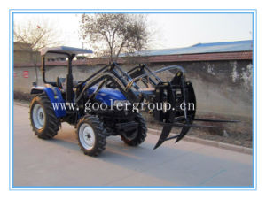 Farm/Garden/Agriculture Wheeled Tractor Fit with Timber Grapple (LZ404, TZ04D) pictures & photos