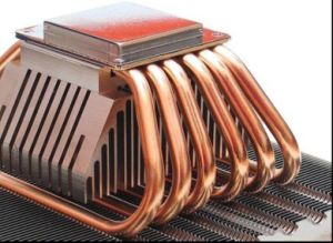 CPU Sintered Copper Heat Pipe pictures & photos