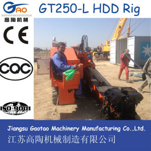 Best Selling Horizontal Directional Push-Pull Drilling Rig pictures & photos