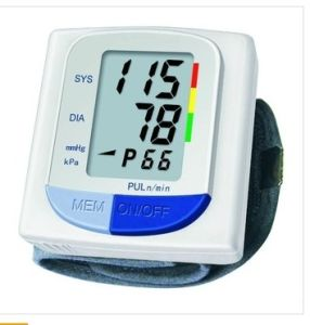 Hot Sale! Wrist Type Fully Automatic Blood Pressure Monitor pictures & photos