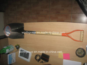 Steel Grip Wood Handle Shovel pictures & photos