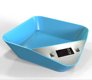 High Precisonal Electronic Kitchen Scale Food Scale pictures & photos