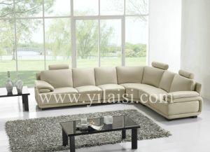 Corner Leather Sofa (A31)