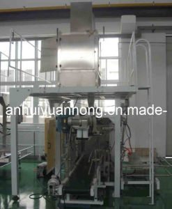 50kg Automatic Bag Filling and Sealing Machine /Grain Packing Machine pictures & photos