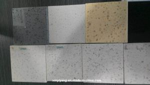 Engineered Artificial Quartz Stone for Tile or Countertop pictures & photos