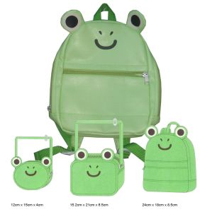 Cute Animal-Shaped Kid′s Bag for School pictures & photos