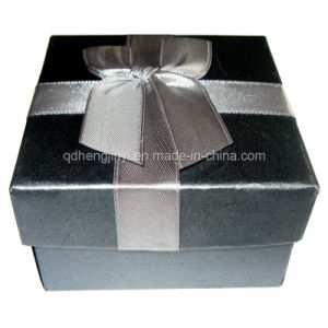 High Quality Paper Gift Box/Chocolatebox with Ribbon