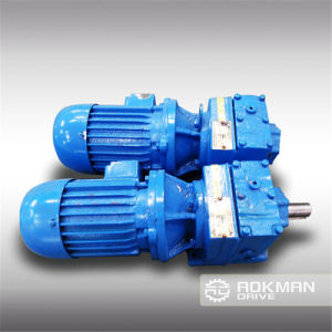 Inline Shaft R Series Helical Gear Reducer pictures & photos