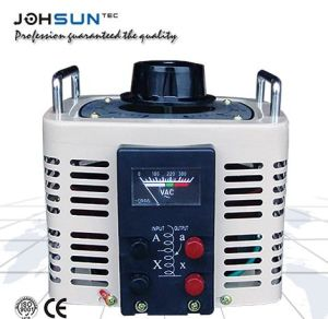 2kVA Contact Voltage Regulator