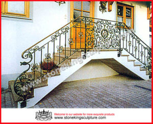 Iron Handrail, Iron Railing/ Staircase (SK-5209) pictures & photos