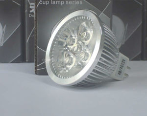 LED Light Bulb MR16 4W (E26, E27, GU10, E14)