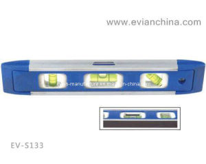 Professional Torpedo Level With Magnetic (EV-S133) pictures & photos
