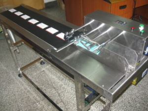 Pagination Machine for Bag, Cards, Boxes Separation pictures & photos