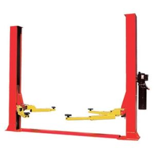 Supply 4 Ton Two Post Car Lift with CE, Garage Equipment Auto Lift pictures & photos