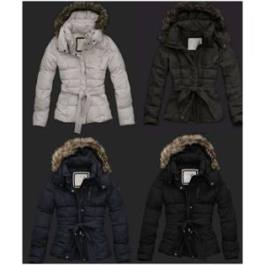 Slim Warm Outwear Overcoat Hooded Down Jacket pictures & photos