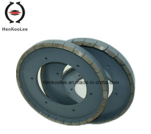 Diamond Tools for Segment Medium Wet Diamond Grinding Wheel pictures & photos