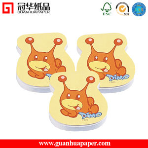 Fancy Sticky Notes Animal Shaped Sticky Memo Notes pictures & photos