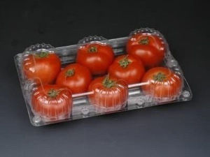 Custom plastic food box for fruit (clear food tray) pictures & photos