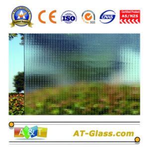 3~8mm Patterned Glass Used for Window, Furniture, etc pictures & photos