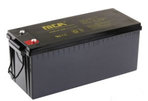 Deep Cycle Batteries 12V180ah pictures & photos