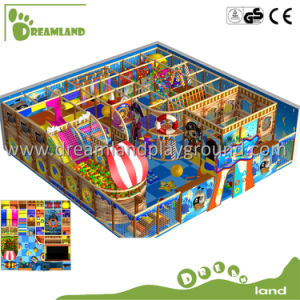 Cheap Indoor Playground Type and Plastic Playground, LDPE Material Children Plastic Ball Pool Playground for Kindergarten pictures & photos