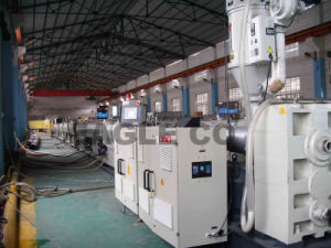 HDPE Gas And Water Pipe Extruder Machine pictures & photos