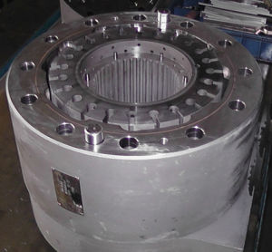 Rotor Stator Hydraulic Motor Of China Spare Parts For Marine Vane Motor H Hvk Hvk Hvn