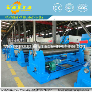 Three Rollers Bending Machine for Round and Cone Bending pictures & photos