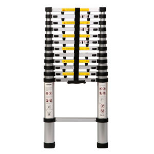 GS/ En131 Approved 3.8m Telescopic Ladder pictures & photos