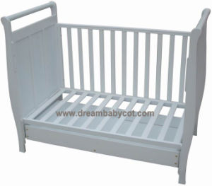 Sleigh Cot/Baby Cot (BC-027)