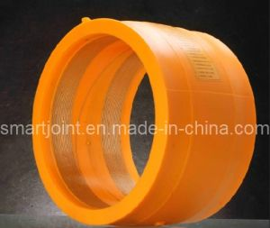 Eletrofusion Fitting Large Size Coupler for HDPE Pipe pictures & photos