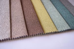 Linen/Polyester Fabric for Sofa and Home Textile pictures & photos