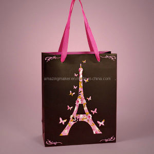 Fashion Designer Patterns on Euro Tote Bag (AM-PB006)