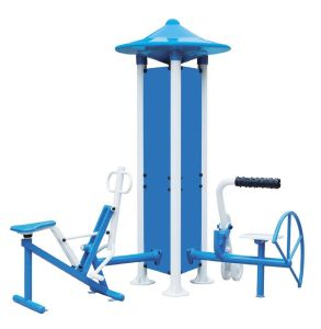 Leg-Stretcher, Sit-up Trainer Outdoor Exercise Machine (JMF-05) pictures & photos